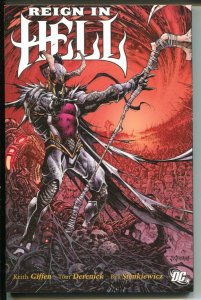 Reign In Hell-Keith Giffen-2009-PB-VG/FN