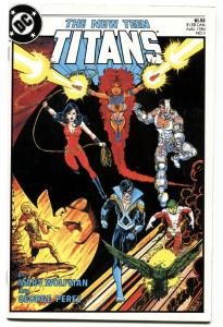 The New Teen Titans #1 1984  George Perez- comic book NM DC