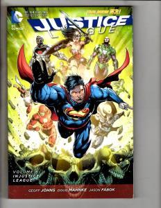 Justice League Vol # 6 Injustice League DC Comics TPB Graphic Novel Comic J285