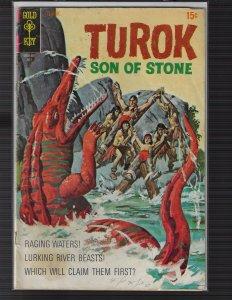 Turok, Son of Stone #70 (Gold Key, 1976)
