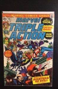 Marvel Triple Action #9 (1973)