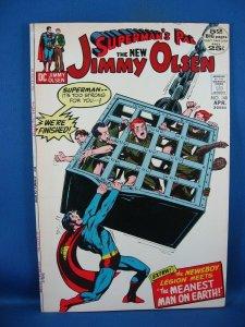 Superman's Pal, Jimmy Olsen #148 (Apr 1972, DC) F+ KIRBY