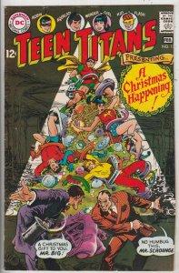 Teen Titans, The #13 (Feb-68) VG/FN Mid-Grade Kid Flash, Robin, Wonder Girl, ...