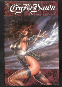 Cry for Dawn #6 (1991)
