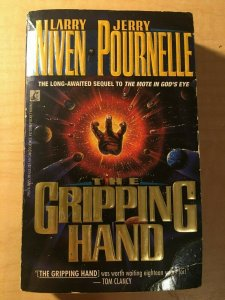 3 Books The Gripping Hand A Time To Kill Free Live Free Gene Wolfe Niven MFT2