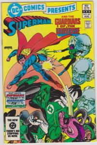 DC Comics Presents #60