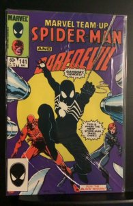 Marvel Team-Up #141 (1984)