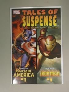 Tales of Suspense Captain America and Ironman Commerative Edition #1, 6.0 (2005)