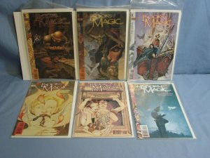 Books Of Magic (DC Vertigo Comics 2000) Big Lot 59 Books Issue Runs Annuals L@@K