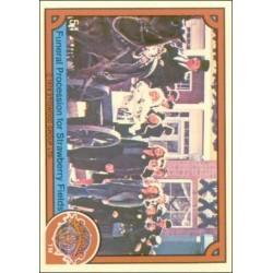 1978 Donruss Sgt. Pepper's FUNERAL PROCESSION FOR STRAWBERRY FIELDS #54