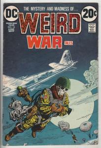 Weird War Tales #14 (Jun-73) FN Mid-Grade