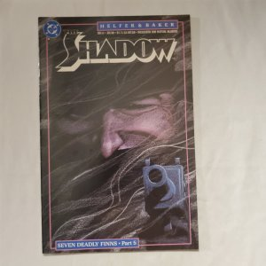 Shadow 12 Very Fine/Near Mint Cover by Kyle Baker