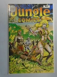 Jungle Comics #2 (1988 Blackthorne Comics) 8.0 VF