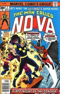 Nova (1976 series) #2, Fine- (Stock photo)