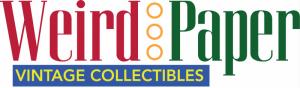 Weird Paper LLC - Fanzines and Collectibles