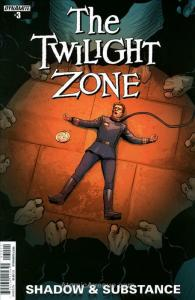 Twilight Zone, The: Shadow & Substance #3A VF/NM; Dynamite | save on shipping -