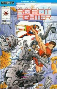 Magnus Robot Fighter (1991 series) #16, NM- (Stock photo)