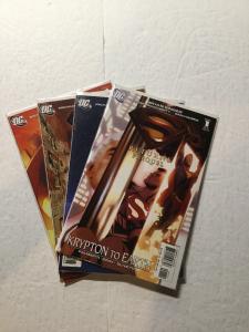 Superman Returns Prequel 1-4 Complete Series Nm Near Mint Ik