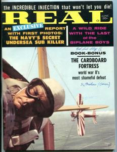 Real Magazine June 1961-Adolphus Greely-Battle of Tsushima
