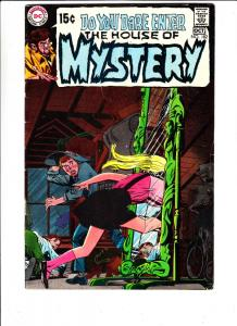 House of Mystery #182 (Oct-69) FN+ Mid-High-Grade