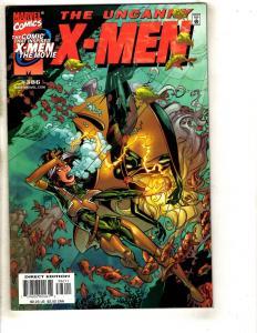 6 Uncanny X-Men Marvel Comic Books # 386 387 388 389 390 391 Wolverine CR55