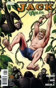 Jack of Fables #36, NM (Stock photo)