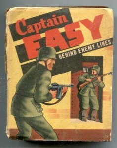Captain Easy Behind Enemy Lines Big Little Book 1943