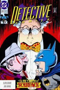 Detective Comics (1937 series) #642, VF+ (Stock photo)