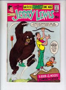 Jerry Lewis, the Adventures of #121 (Dec-70) VF/NM High-Grade Jerry Lewis