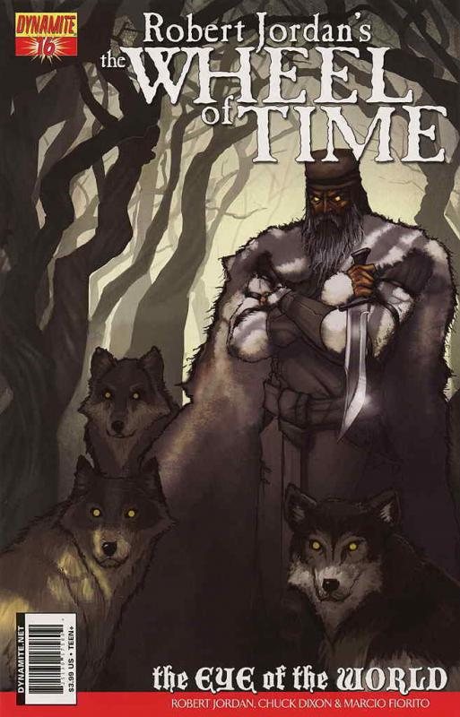 Wheel Of Time (Robert Jordan'…), The #16 VF/NM; Dynamite | save on shipping - de