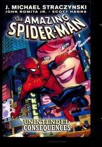 Amazing Spider-Man:Unintended Consequences-TPB-trade