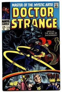 DOCTOR STRANGE-#175 comic book-HIGH GRADE-MARVEL-1968