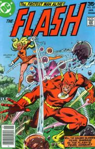 Flash, The (1st Series) #257 VF; DC | save on shipping - details inside