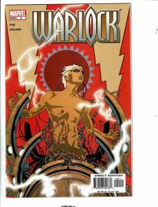 11 Marvel Comics Warlock # 2 3 4 + Scarlet Witch + Sentinel Squad # 1 2 2 5 CR62