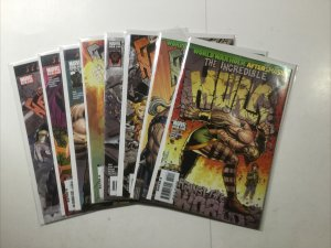 Incredible Hercules 112-119 Lot Run Set Near Mint Nm Marvel