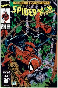 Spider-Man #8 (1990 v1) Todd McFarlane NM