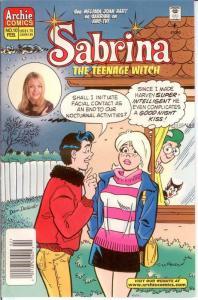 SABRINA (1997 ARCHIE) 10 VF-NM Feb. 1998 COMICS BOOK