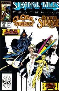 Strange Tales (1987 series) #13, VF (Stock photo)
