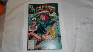 1993 MARVEL COMICS CAPTAIN AMERICA # 415