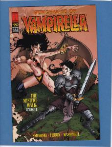 Vengeance of Vamirella #20 NM-