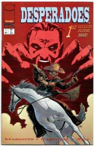 Desperadoes #1 | 2nd Printing (Image, 1997) VF