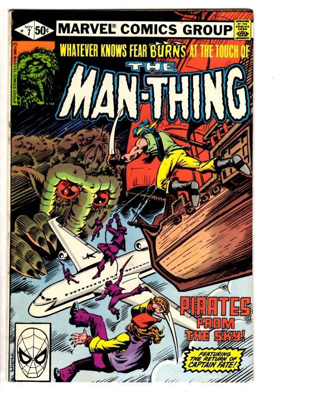 marvel comics 7/8
