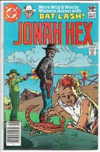 Jonah Hex #52 - Bronze Age - (VF) Sept., 1981