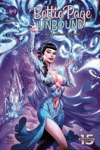 Bettie Page Unbound #9 Cvr A Royle (Dynamite, 2020) NM