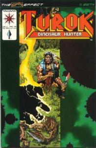 Turok: Dinosaur Hunter (1993 series) #16, NM- (Stock photo)