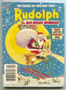 Best Of DC #4 1980- Rudolph the Red Nosed Reindeer FN