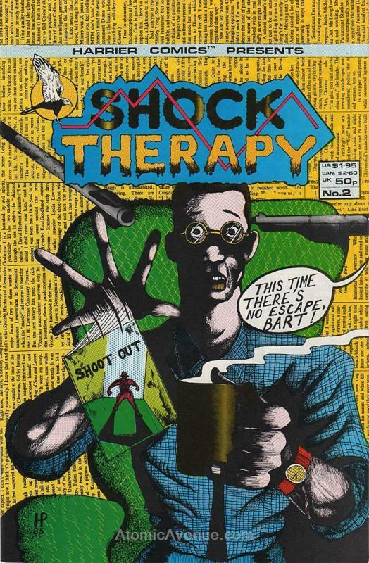 How Shock Therapy Is Saving Some >> Shock Therapy 2 Vf Nm Harrier Save On Shipping Details