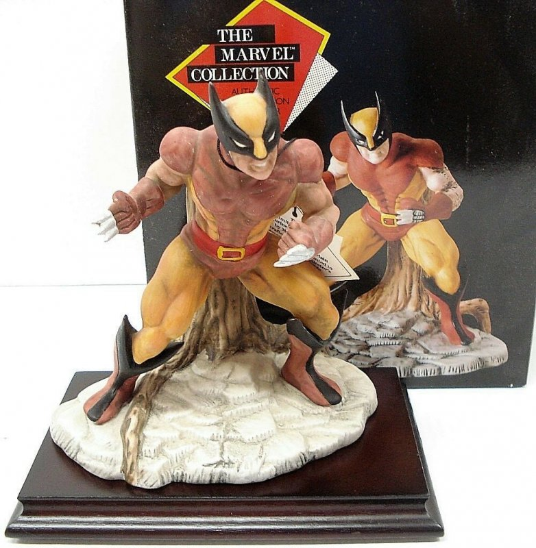 The Marvel Collection Wolverine - Authentic Limited Collector Series