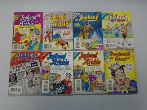 Archie comics Jughead Digests lot 8 different 8.0 VF