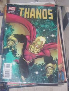 Thanos #2 (Jan 2004, Marvel) WARLOCK + GALACTUS JIM STARLIN endgame
